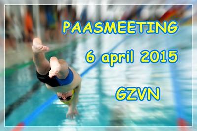 Paasmeeting @ GZVN Genk 06/04/15