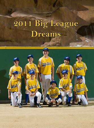 Big League Dreams vs. Walnut 2011