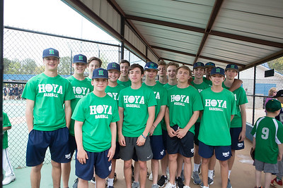 Hoyas at Horizon Opening Day 4.14.18