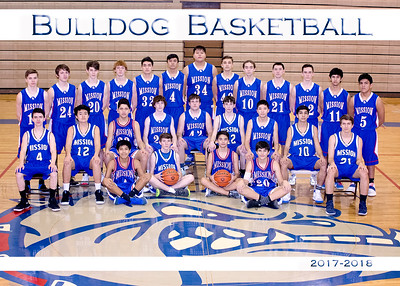 Mission Boys Basketball Team | 2018