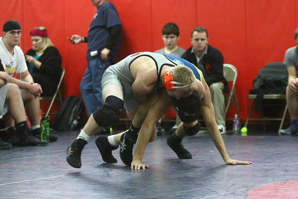 2014_Foxes Wrestling-Western Duals-1