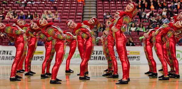 State Dance & Drill Championship Portfolio