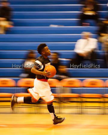 Boys Basketball Mount Vernon 12/11/12