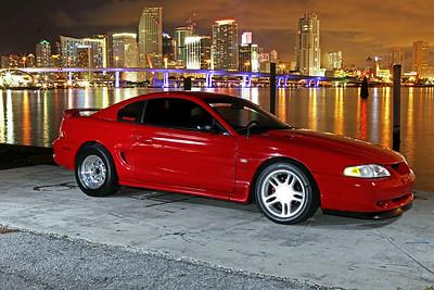 Dillon's Mustang