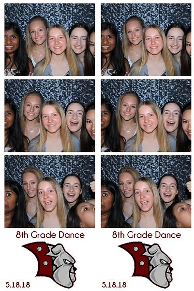 """Bednarcik Junior High School """"8th Grade Dance 2018"""""""