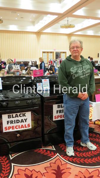 2013 Clinton Herald Women's Holiday Expo
