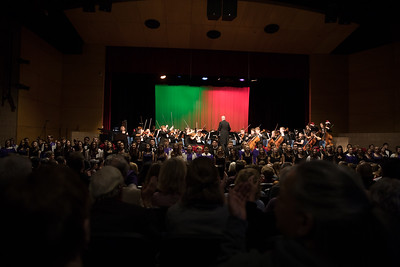 Arvada West Holiday Collage Concert 2018 - Saturday Night