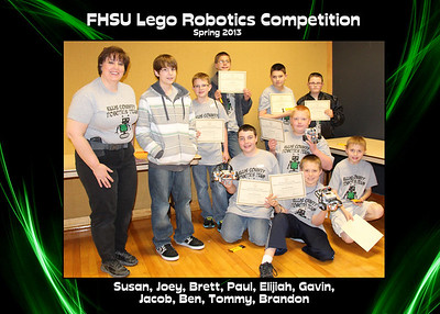2013 FHSU Robotics Competition