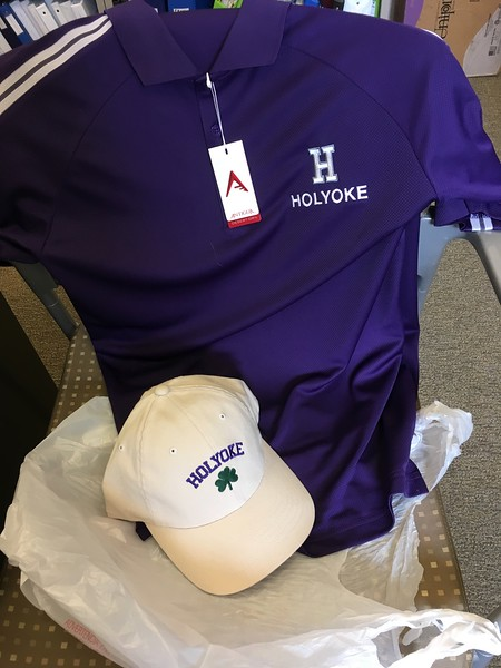 Donated by Holyoke Sporting Goods Co.