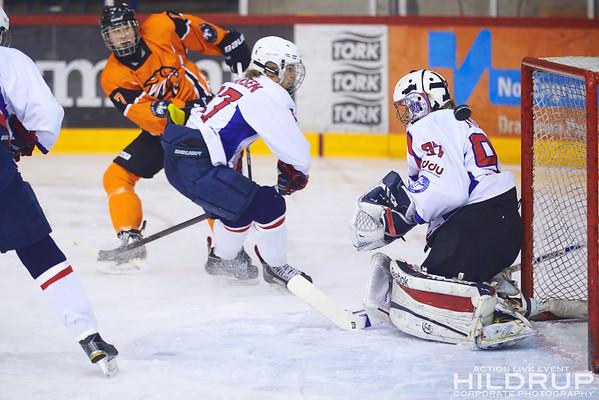 U18 FINALE: Frisk Asker - Lørenskog Ishockey