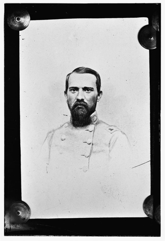 . W.D. Pender, C.S.A., killed at Gettysburg  - Library of Congress Prints and Photographs Division Washington, D.C.