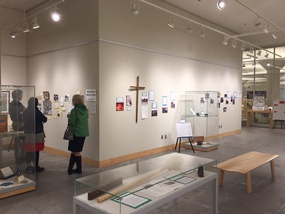 2017 04 19:  To Really See, Cargill Gallery, Spectrum ArtWorks, Minneapolis