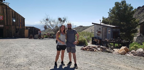 4-3-19 Eldorado Canyon ATV/RZR Goldmine Tour