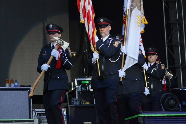 RF2019 Honor Guard & National Anthem