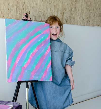 PAINT LAB FOR KIDS  #QY0788 -