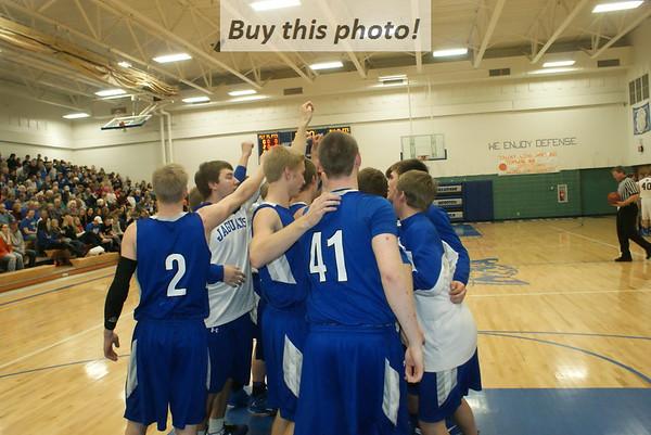 BBE boys'BB vs. Kimball 02-22-2014