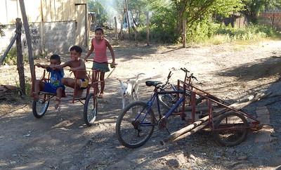 Life in Las Penitas