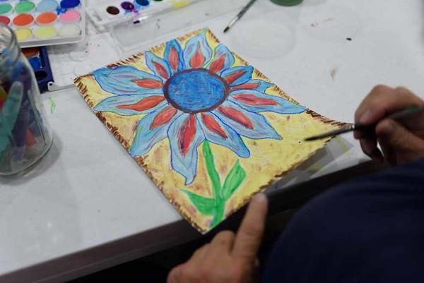 Visual Arts for Seniors Jones Creek