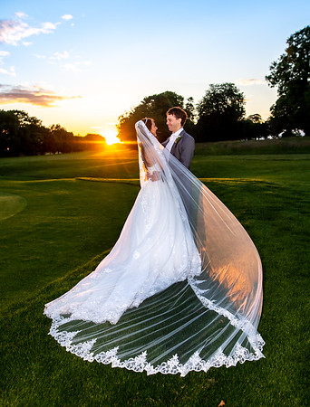 wedding photography portfolio - portraits and group