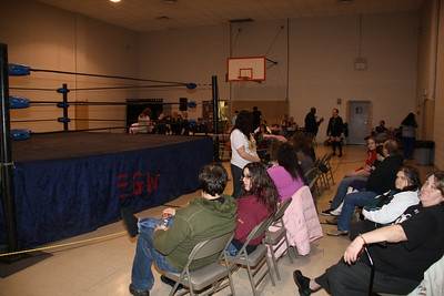 Elite Generation Wrestling, EGW, Show, Salvation Army, Tamaqua (2-11-2012)
