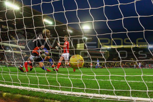 Barnsley v Reading  30 - 12 - 17
