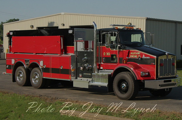 Allegany Fire Department