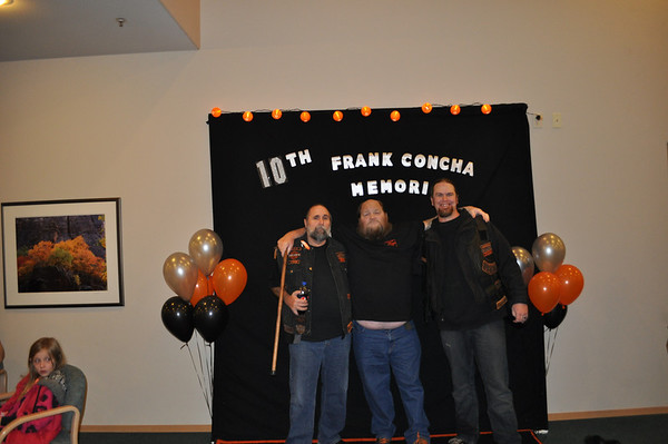 2013 Unchained Brotherhood Frank Concha Benefit