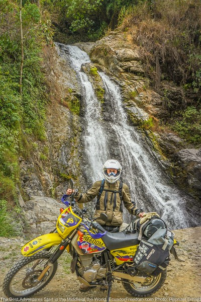 Offroad Ecuador Excursion Tour - August 2019
