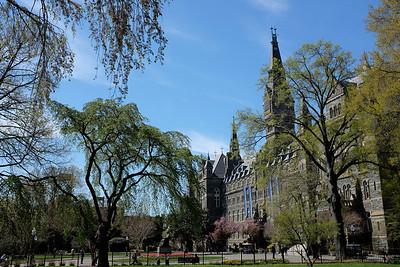 Georgetown April 2014