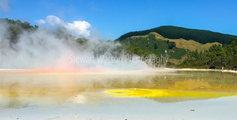 Waiotapu Thermal area