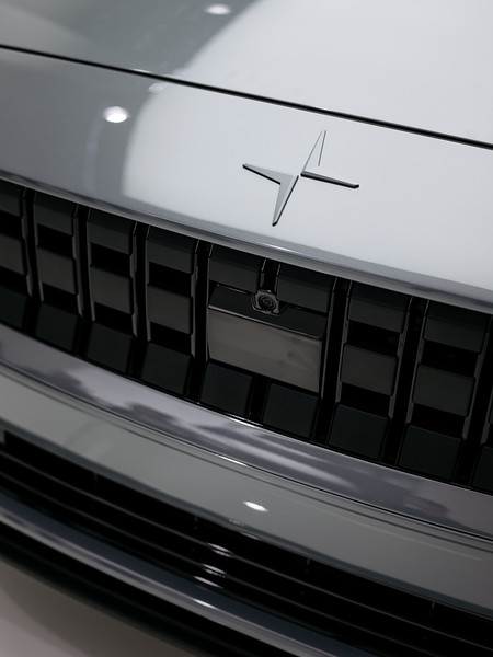 Details of the Polestar 2 - Samuel Zeller for the New York Times