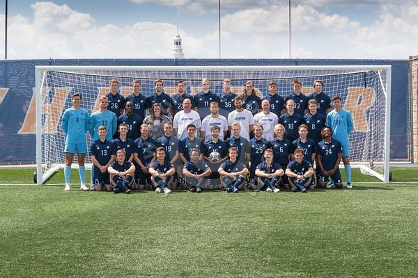 Wheaton College 2018 Men's Soccer