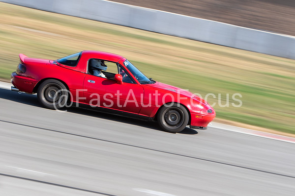 Custom Gallery - 1990 Red Mazda Miata