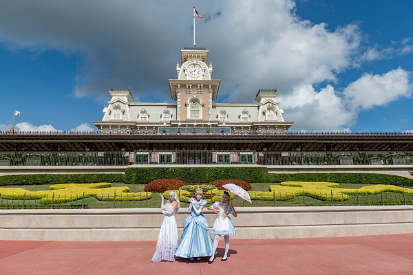 Magic Kingdom - 30th October 2020 - LoRes