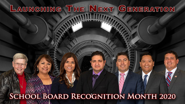School Board Recognition Month 2020