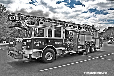 Acton Reported Structure Fire 5-14-13