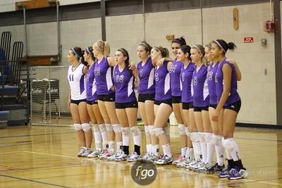 Southwest v Washburn Volleyball 10-8-09
