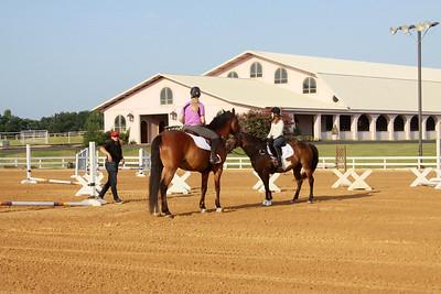 Clayton Fredericks at Pink Crown Farms 072218