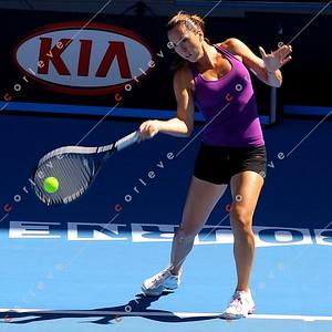14 Jan 09 - Jelena Jankovic / Practice
