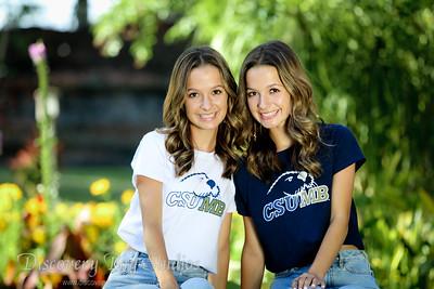 Lindsey & Lacey Senior Shoot 5-16-2021