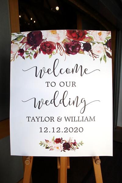 Taylor & William 12.12.20