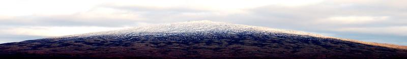 Skjaldbreiður 30. september 2012