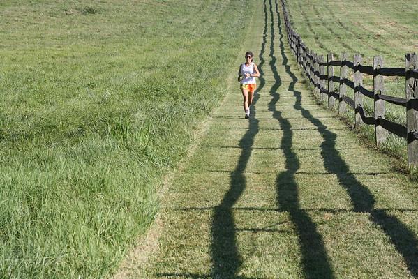 Comus Run Cross Country 2011