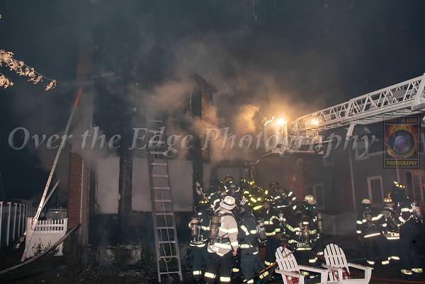 Stewart Manor House Fire 12/15/2020