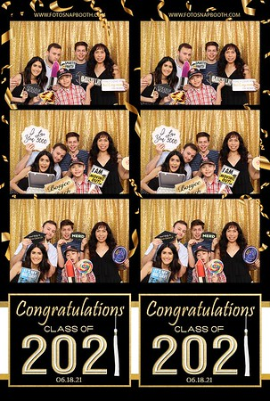 Graduation House Party - Class of 2021