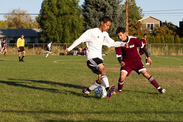 Morgan Tigers Soccer 2011