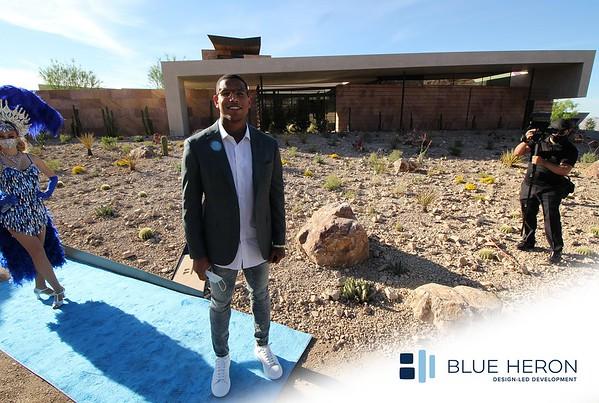 Blue Heron - Vegas Modern 001 - Photos
