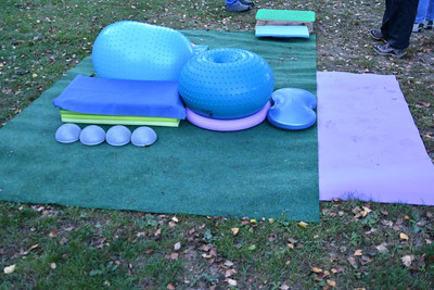 Cours Fitness Canin Proprioception - Groupe 1 - 13102018