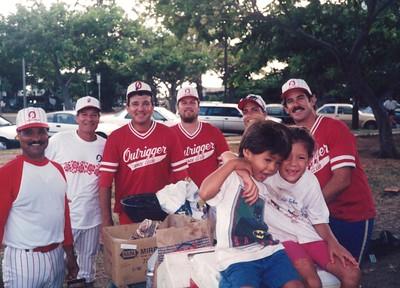1995 Softball