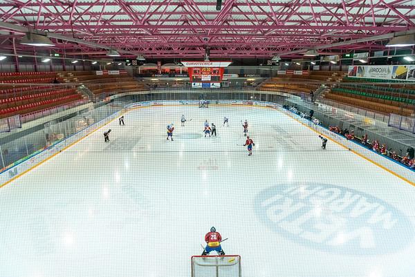 Ticino Rockets - EVZ Academy - 01.03.2020
